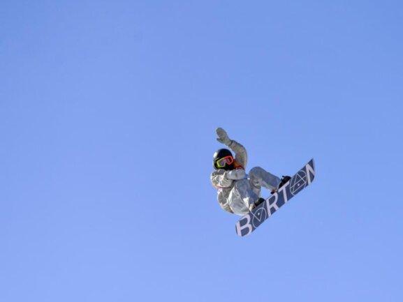 <b>Flugshow</b><br/>Der US-Snowboarder Redmond Gerard gewinnt Gold im Slopestyle. Foto: Petter Arvidson/Bildbyran via ZUMA Press<br/>11.02.2018 (dpa)