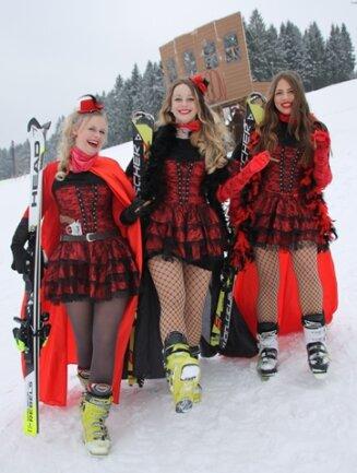 45 Ski Fasching In Carlsfeld Freie Presse