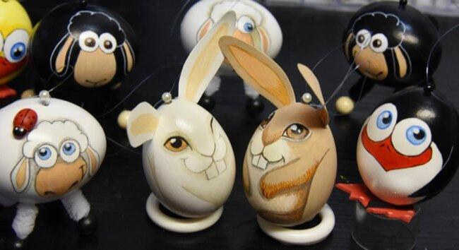 <p>Das kunstvolle Gestalten von Eiern hat eine sehr lange Tradition.</p>