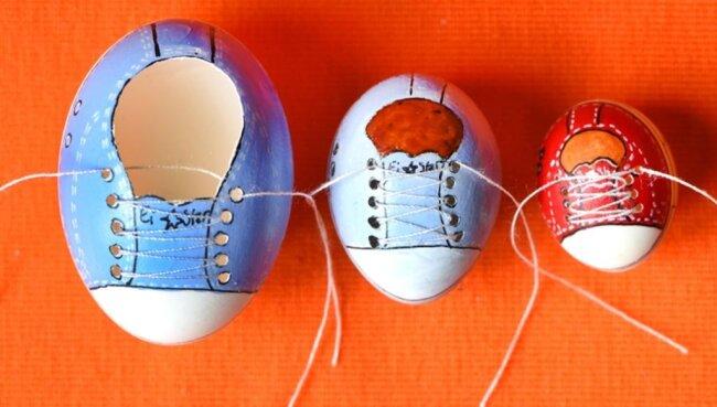 <p>Schon in der Antike galten Eier als religiöse Symbole.</p>