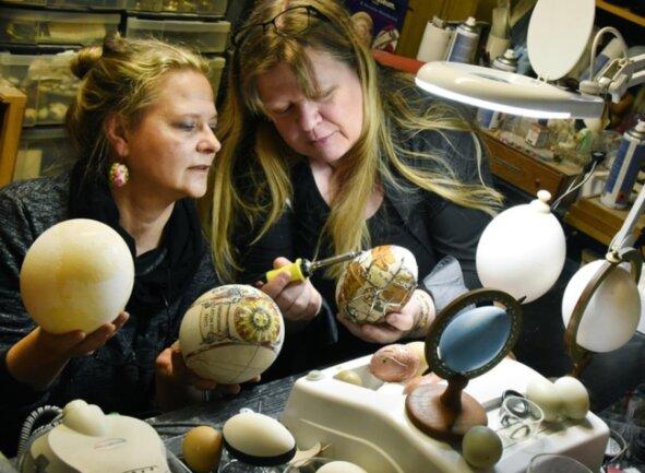 <p>Seit dem frühen Mittelalter gibt es den volkstümlichen Brauch des Eierbemalens auch im christlichen Bereich.</p>