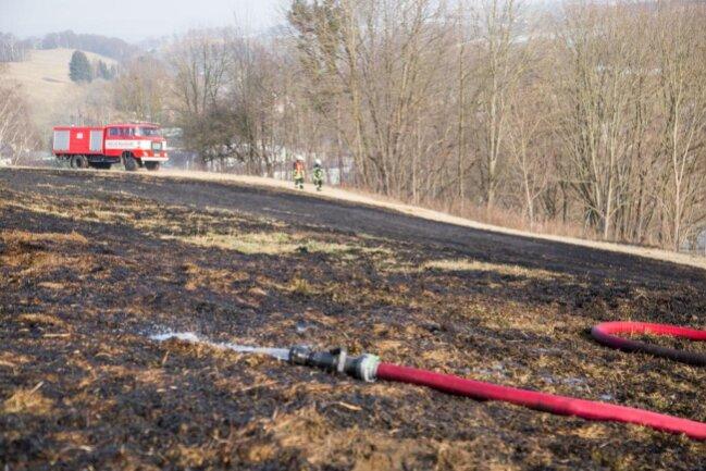"""<p>Landesforstpräsident Hubert Braun appellierte deshalb an die Waldbesucher, """"die gängigen Verhaltensregeln im Wald einzuhalten, damit wir von größeren Waldbränden verschont bleiben"""".</p>"""