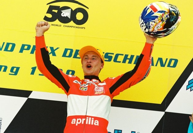 <p>Sachsenring 1999: Waldmann gewann den 3. Platz.</p>