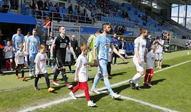<p>Am Samstag verloren die Himmelblauen ihr Heimspiel gegen den SV Meppen 1:2 (0:1).</p>