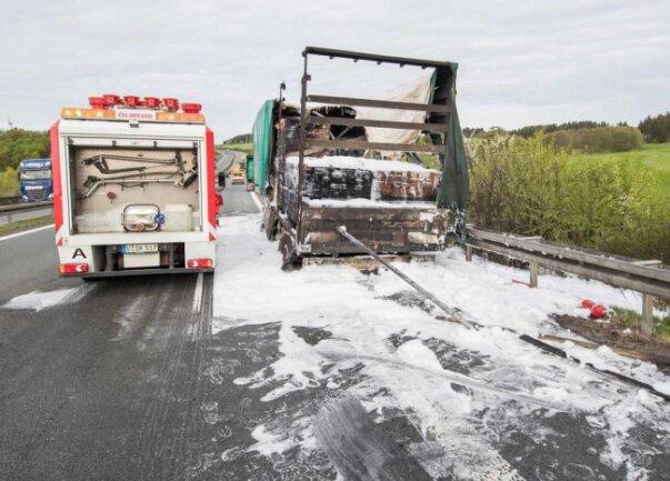 <p>Der Sachschaden wird auf ca. 150.000 Euro geschätzt.</p>