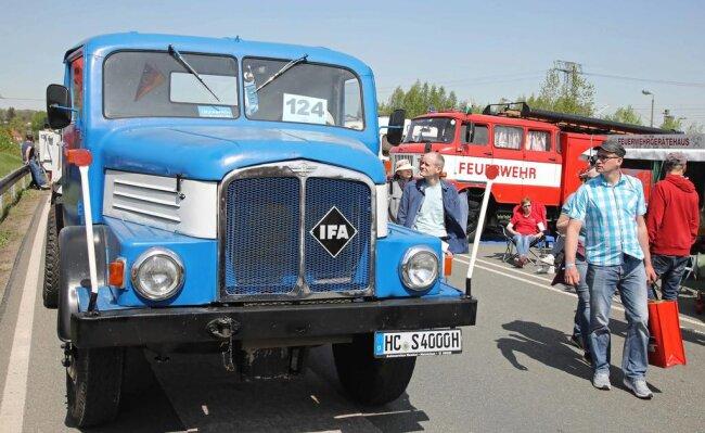 <p>Die Besonderheit der Veranstaltung: Noch einmal kehrt ein Großteil der Fahrzeuge an den Standort zurück, an dem sie einst produziert wurden.</p>