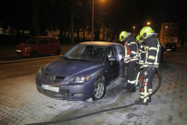 <p>Der Schaden beläuft sich laut Polizei auf rund 2000 Euro.</p>