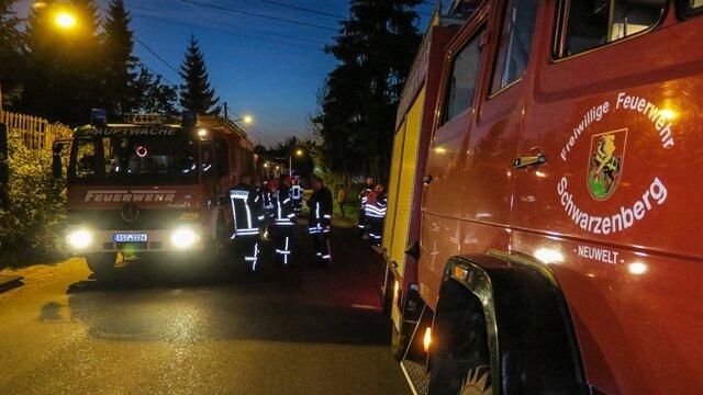 <p>Ein seit Freitag vermisster 48-Jähriger aus Schwarzenberg ist am Sonntagabend wohlbehalten von Polizisten auf dem Münchner Hauptbahnhof aufgegriffen worden.</p>  <p></p>
