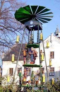 """""""Unterm Drehturm am Schloss in Falkenstein"""" ist der Titel einer Veranstaltung des Museumsvereins Falkenstein und der Heimatfreunde Taltitz, die am Samstag, 14 Uhr, im Bürgersaal des Rathauses beginnt. Es finden verschiedene Vorträge statt."""