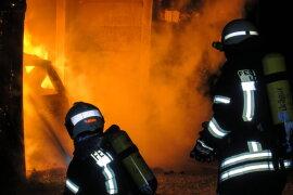 """<p xmlns:php=""""http://php.net/xsl"""">Gegen 0.30 Uhr hatten Anwohner Explosionen gehört und die Feuerwehr verständigt.</p>"""