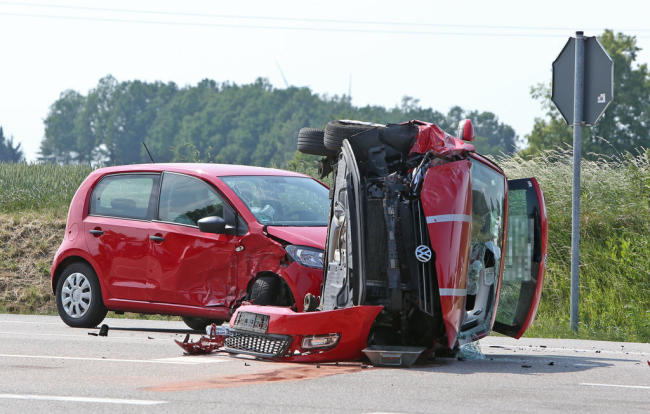 <p>Erneut hat sich am Mittwochnachmittag ein Unfall auf der S 288 an der Kreuzung Höckendorfer Straße und Meeraner Straße ereignet. Eine Autofahrerin, die die Hauptstraße befuhr, wollte links in Richtung Meerane abbiegen.</p>