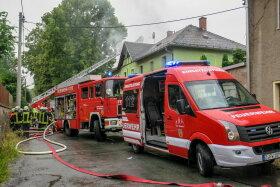 <p>Nach ersten Informationen wurden die Feuerwehren aus Wildenfels, Wiesenburg, Kirschberg, Silberstraße, Härtensdorf und Schönau nach Wiesenburg gerufen.</p>