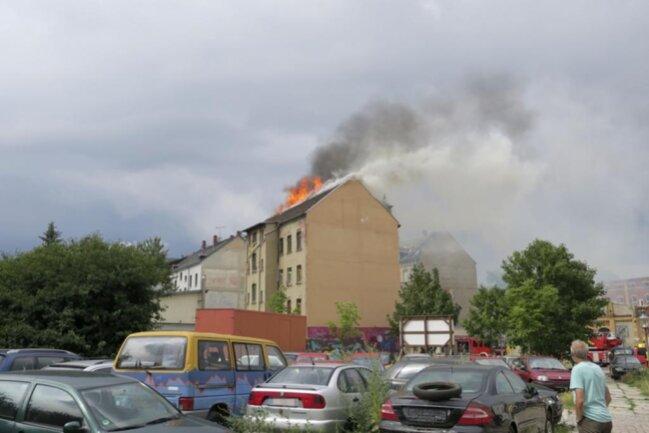 <p>Die Brandursache ist bisher noch offen.</p>
