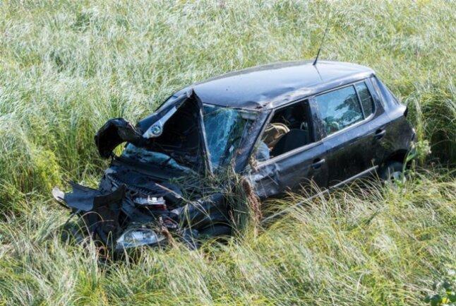 <p>Um ein Auffahren zu vermeiden, wich er mit seinem Skoda nach links aus. In diesem Moment bog der Honda ab - es kam zur Kollision.</p>