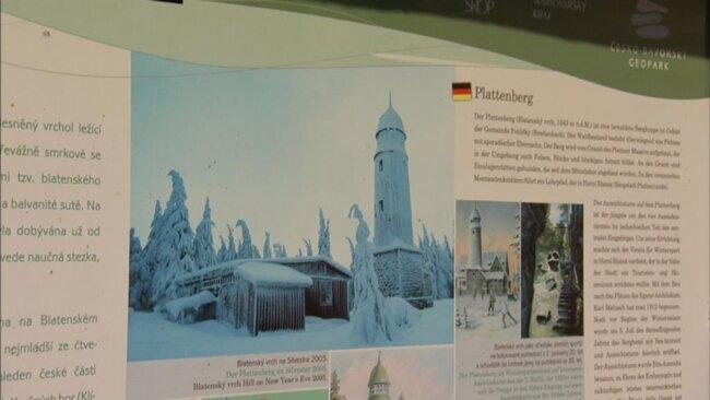 <p>Abbaubetrieb am Plattenberg war einst die Georg Fundgrube.</p>