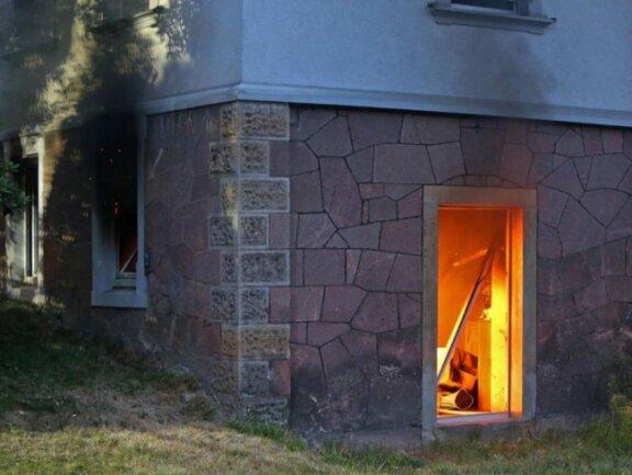 <p>Zur Brandursache und Schadensangaben liegen noch keine Angaben vor.</p>