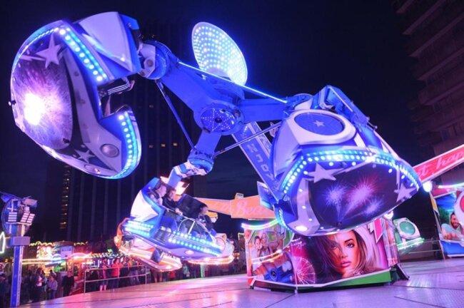 <p>Im Folgenden weitere Bilder vom Auftakt des Stadtfestes ...</p>
