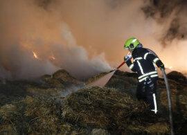 <p>Mehrere Trupps der Berufsfeuerwehr Chemnitz sowie der Freiwilligen Feuerwehren Euba, Adelsberg, Einsiedel, Röhrsdorf und Kleinolbersdorf-Altenhain haben in der Nacht zu Samstag zwei Brände in Euba bekämpft.</p>