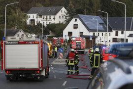 <p>Mehrere Feuerwehren und Rettungskräfte waren im Einsatz.</p>