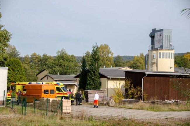 <p>Den Angaben der Polizeidirektion Chemnitz zufolge gab es offenbar schon am Vortag einen Brand in dem Silo, der aber durch die Sprinkleranlage gelöscht wurde. Bei Wiederinbetriebnahme am Dienstagmorgen sei erneut ein Feuer ausgebrochen.</p>