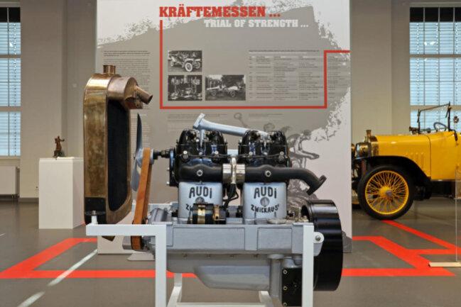 <p>Die Ausstellung zeichnet das Leben des am 12. Oktober 1868 inWinningen(Rheinland-Pfalz) geborenen Ingenieurs von der Kindheit bis zu seinem Tod im Jahr 1951 nach.</p>