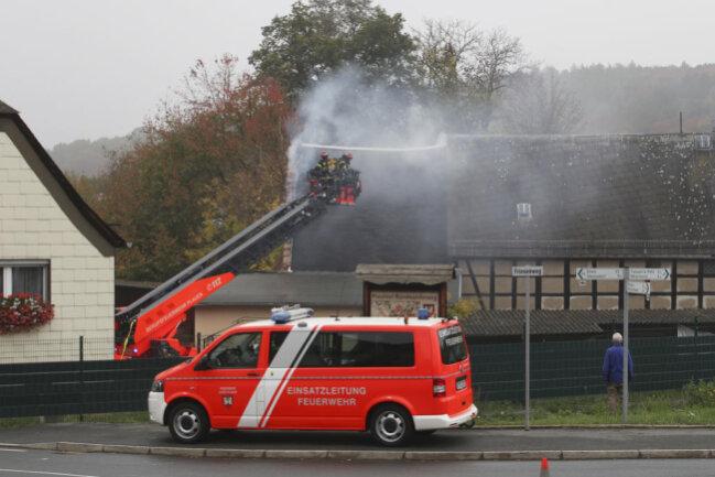 <p>&nbsp;</p>  <p>Zehnmal hat es in den vergangenen vier Jahren in dem Ortsteil gebrannt.&nbsp;Es handelte sich stets um Brandstiftung</p>  <p>&nbsp;</p>