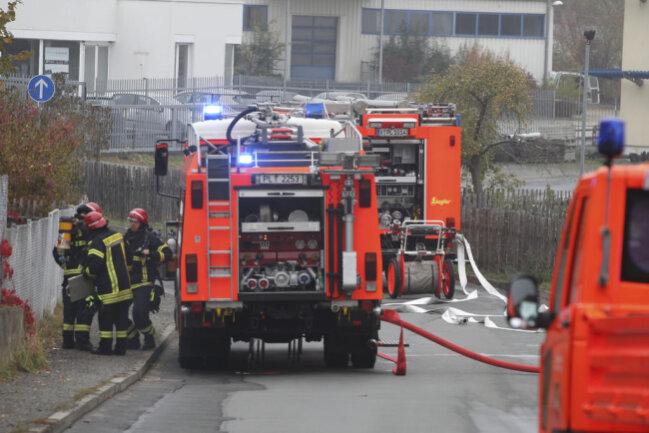 <p>Heute Vormittag gegen halb elf ging&nbsp;der Notruf bei Feuerwehr und Polizei&nbsp;ein.&nbsp; Zuletzt hatte es am 3. Oktober in dem alten Bauernhof gebrannt.</p>