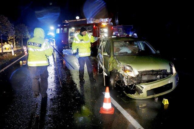 <p>Der Sachschaden betrug etwa 17.000 Euro.</p>