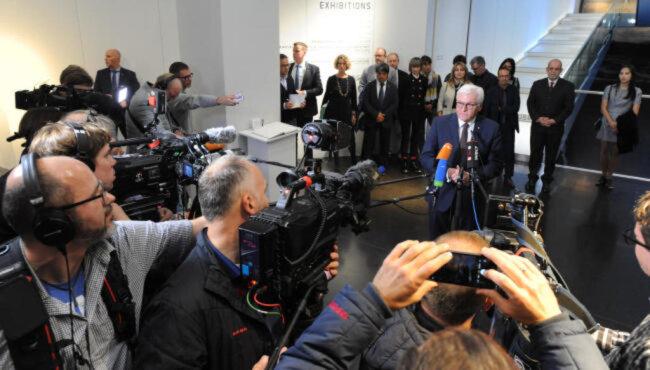 """<p><span class=""""img-info"""">Dort hatte ein Gespräch mit Chemnitzer Bürgern stattgefunden.</span></p>"""