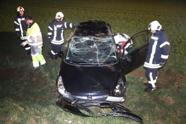 <p>Am Auto entstanden 3000 Euro Schaden.</p>
