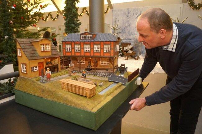 <p>Die Märchenausstellung ist vom 1. Dezember bis zum 6. Januar in den Priesterhäusern zu sehen.</p>