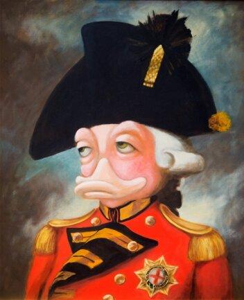 <p>Napoleon</p>