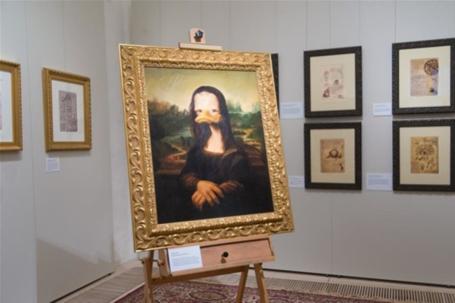 <p>Mona Lisa</p>