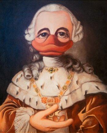 <p>König Georg III.</p>