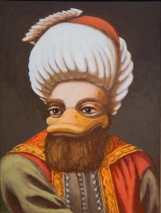 <p>Sultan Patisch Ördeck</p>
