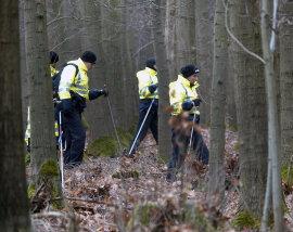 <p>Etwa 50 Polizeischüler haben am Mittwochin einem Waldstückzwischen Rossau und Waldheim in der Ortslage Höckendorf nach der vermisstenMartina Hofmann aus Mittweida gesucht.</p>