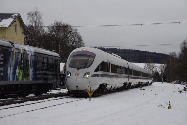 <p>2019 soll es auf der Strecke zwischen Annaberg-Buchholz und Schwarzenberg Testfahrten geben.</p>
