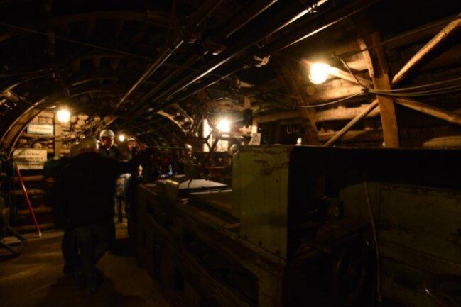 """<p>Das Bergbaumuseum in Oelsnitz ist am Samstag das letzte Mal vor einer längeren Umbauphase geöffnet. Bis 2020 wird das Haus zu einem&nbsp;""""Schauplatz Kohle""""&nbsp;für die Sächsische&nbsp;Landesausstellung zur Industriekultur umgebaut.</p>"""