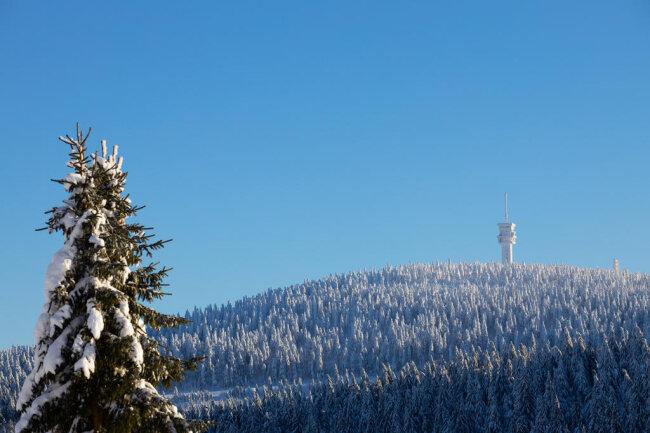 <p>Doch mit dieser Einschränkung können die Wintersportler an diesem Winterwochenende mit Sicherheit leben.</p>