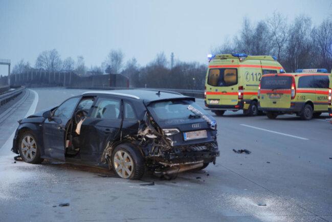 <p>Der Unfall ereignete sich gegen 16 Uhr.&nbsp;</p>