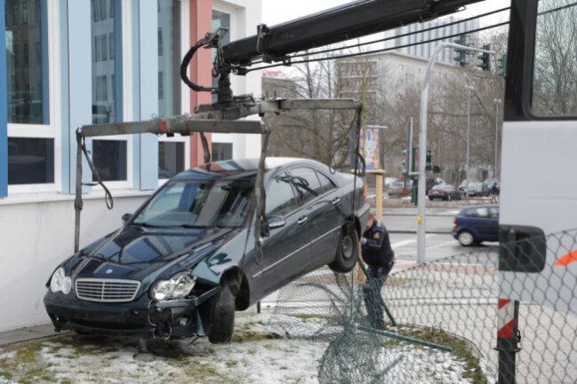 <p>Der entstandene Schaden liegt bei 5000 Euro.</p>