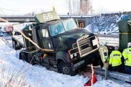 <p>Bei dem Unfallwurden zwei Soldaten verletzt, wie die Polizei mitteilte.</p>