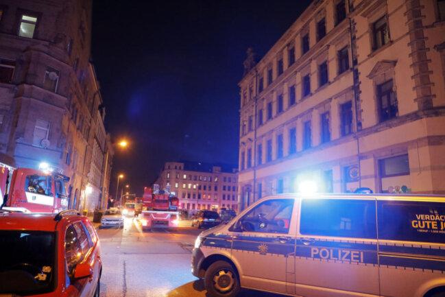 <p>Die Polizei ermittelt wegen fahrlässiger Brandstiftung.</p>