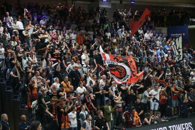 <p>Die Hoffnungen der Chemnitzer Niners-Fans erfüllten sich am Sonntag nicht.</p>