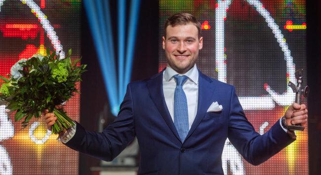 <p>Athlet des Jahres wurde Bahnradsprinter Stefan Bötticher.</p>