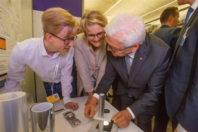<p>Leon Cornelius Schmidt zählt zu den Preisträgern aus Sachsen.</p>
