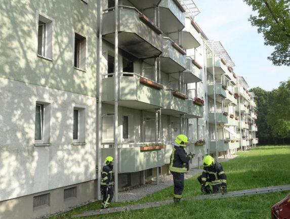 <p>Sieben Personen konnten aus dem Haus evakuiert werden, wobei eine mit leichten Verletzungen in ein Krankenhaus gebracht wurde.</p>