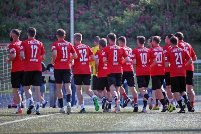 <p>Am Samstag tritt der Drittligist aus Westsachsen zum Testspiel beim FC Thüringen Weida (Thüringenliga, 15 Uhr) an.</p>