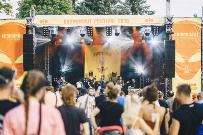 <p>Swutscher auf der Bühne.</p>