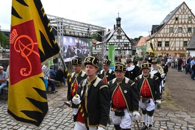 <p>Die offizielle Ernennungsurkunde soll vom Auswärtigen Amt auf einem Festakt am 14. September in Freiberg übergeben werden.</p>